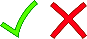 check-and-cross-marks-300px
